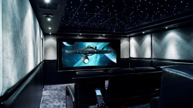 home cinema lifestyle management